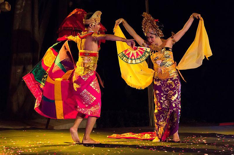Ramayana dance in Indonesia