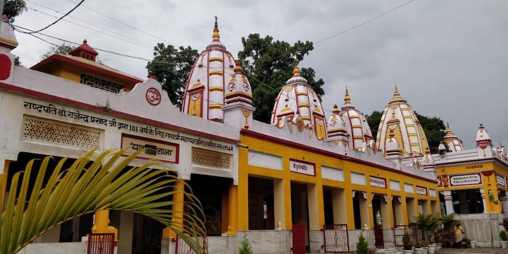 Saptarishi Temple