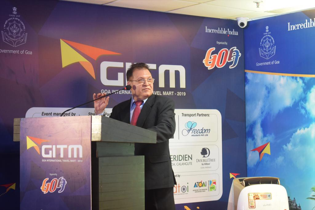 media briefing at GITM 2019