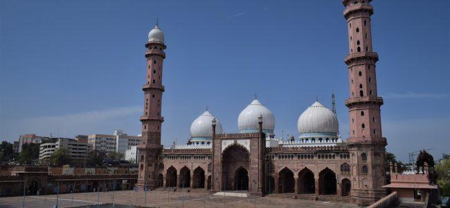 Must-see places in Bhopal-Tajul Masajid