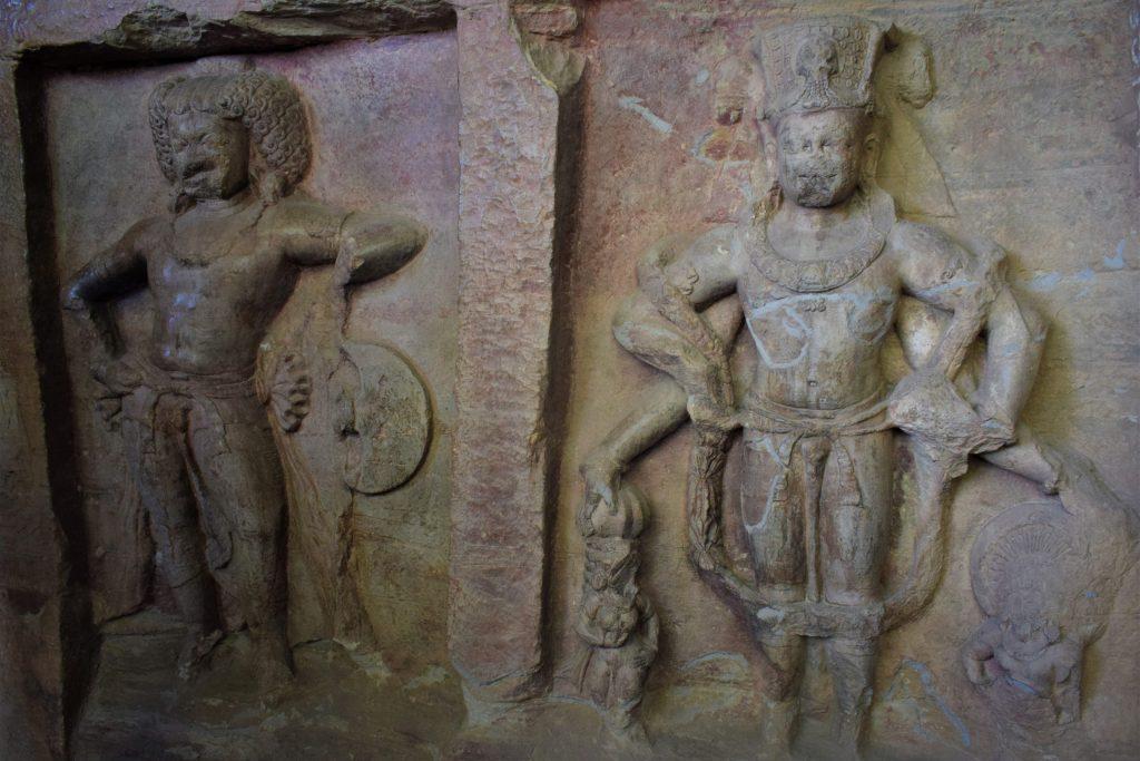 shiva and Vishnu
