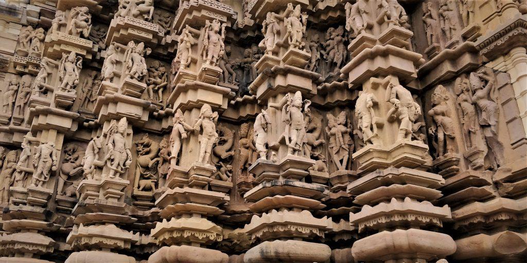 Shiva Nandi at Duladeo Temple