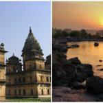 Cycling Through Orchha In Madhya Pradesh