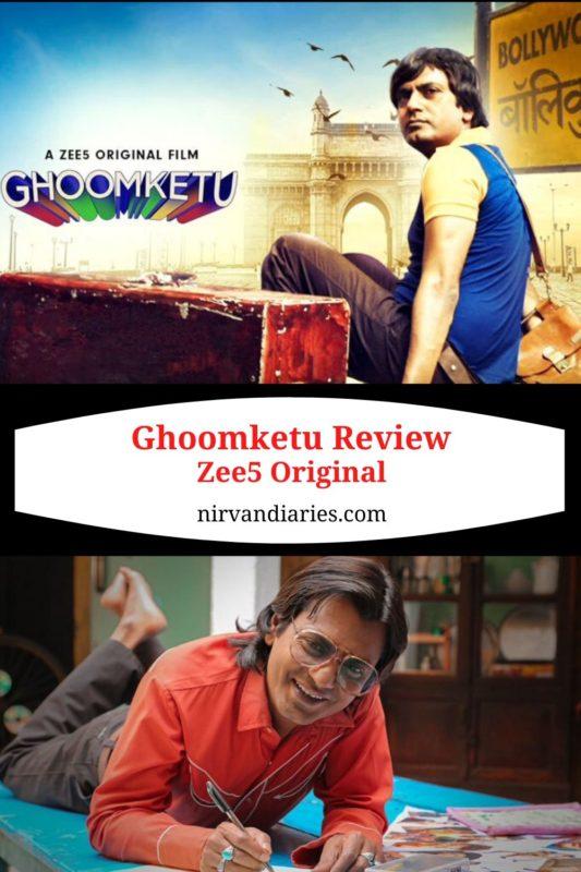 Ghoomketu Review | Zee5 Original