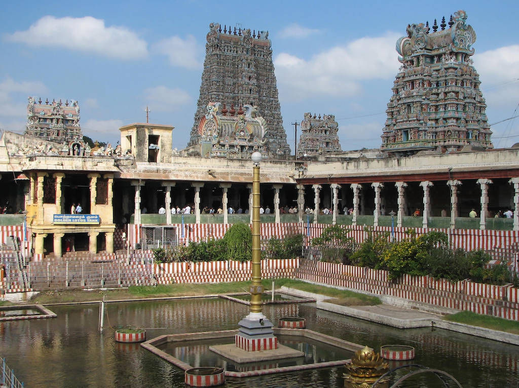 Madurai Meenakshi Temple Timings