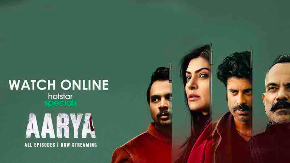 Review of Aarya Web Series Hotstar