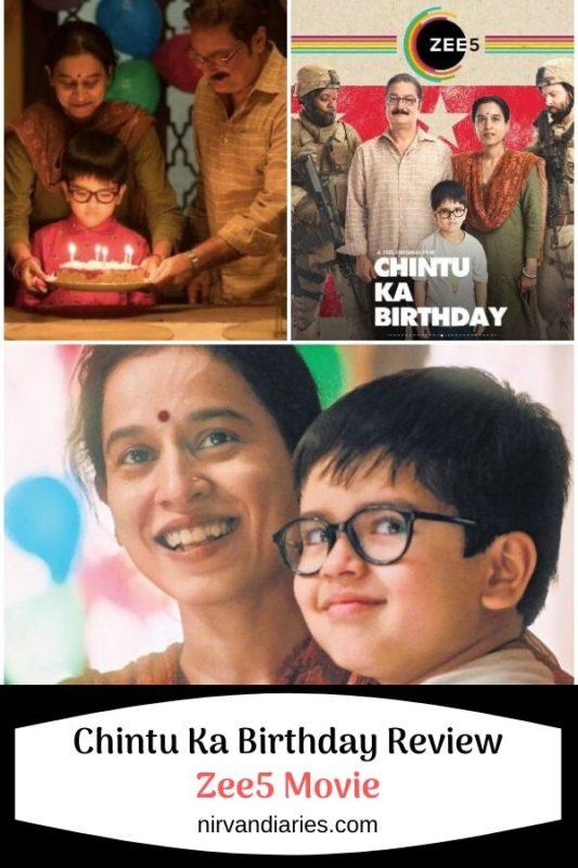Chintu Ka Birthday Review – Zee5 Movie