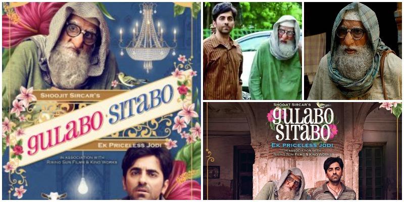 Gulabo Sitabo Review