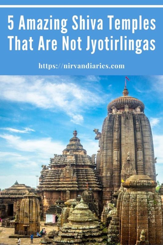 Shiva Temples That Are Not Jyotirlingas