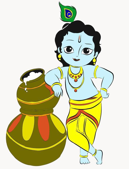 Krishna Janmashtami Essay