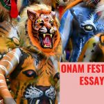 Onam Festival Essay – Onam Essay in English for Students