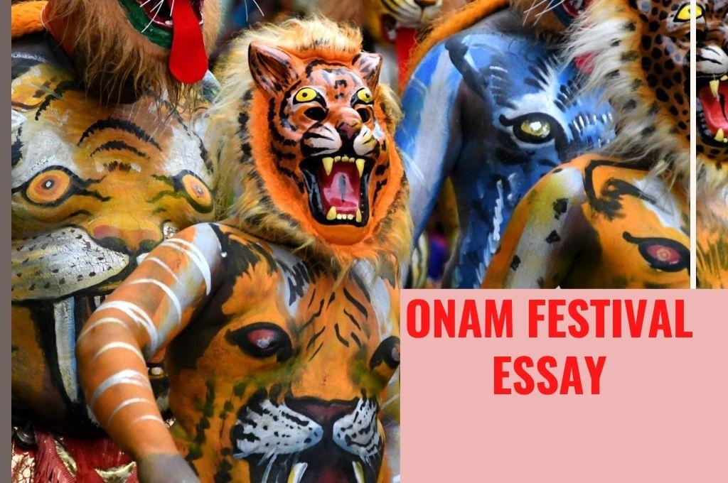 Onam festival essay