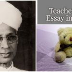 Teachers Day Essay in English – Few Lines on Teachers Day